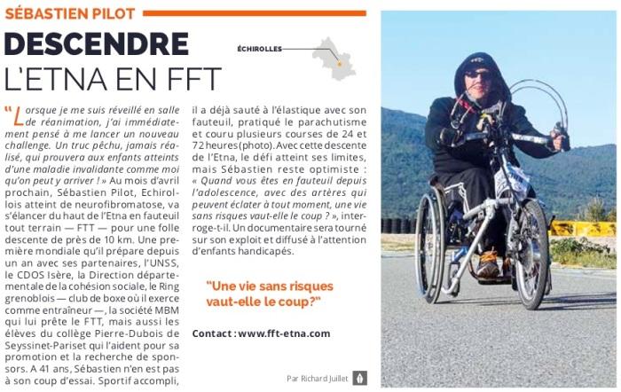 ArticleIsèreMagazine mars-Avril2016